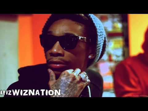 Wiz Khalifa - Promises [Blacc Hollywood] CDQ Lyrics