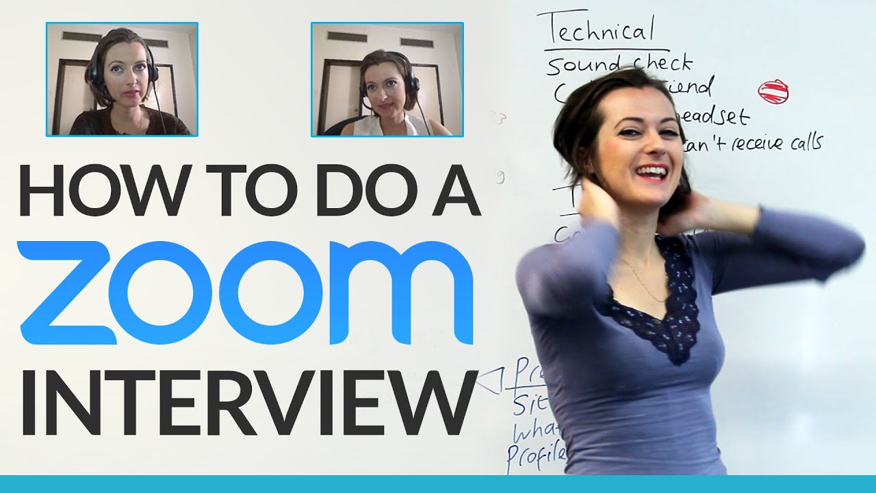how to do a job interview on skype tips for success youtube