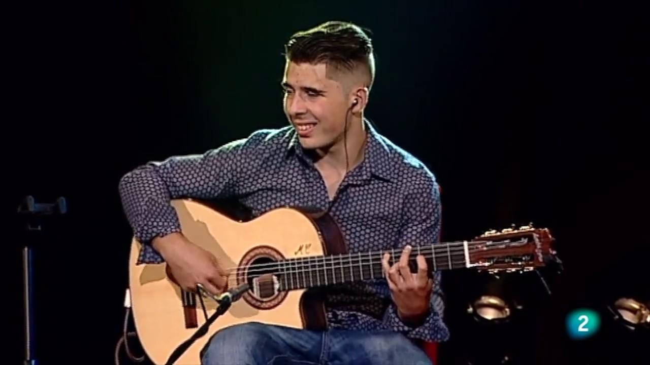 "Amós Lora. ""Rumbossa"" en vivo en TVE2"