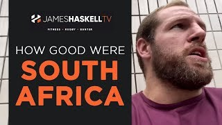 How Good Were South Africa!? | James Haskell