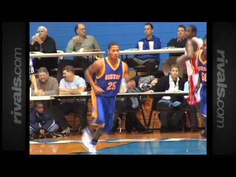00d4ce22ffdd Derrick Rose at Chicago Simeon (vs. Oak Hill) - YouTube