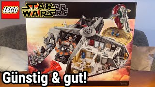 Ein tolles Set! | LEGO Star Wars 75222 Cloud City Review!