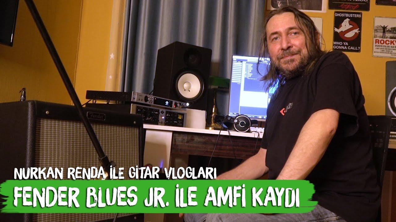 FENDER BLUES JR. İLE AMFİ KAYDI
