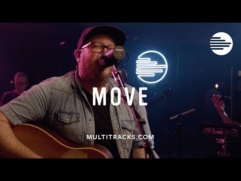 Move - Jesus Culture (MultiTracks.com Sessions)