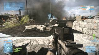 BF3 45 minutes of Gulf of Oman multiplayer gameplay, pc, ultra, 1080p