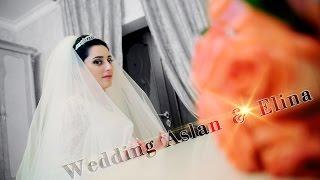Красивая-Чеченская Свадьба- Аслана и Элины (2015г) HD