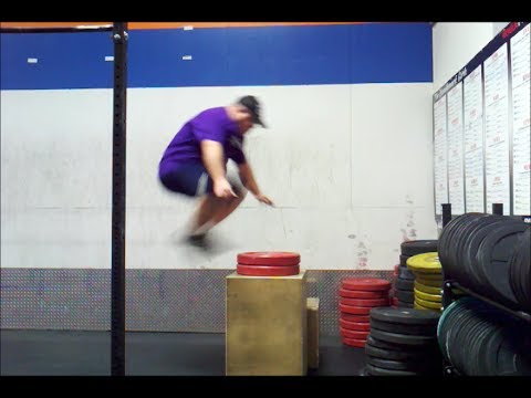 MOS 04 11 14 Squat Training and Box jumps 72 days out