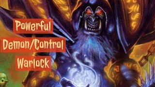 Hearthstone Super Powerful Demon/Control Warlock