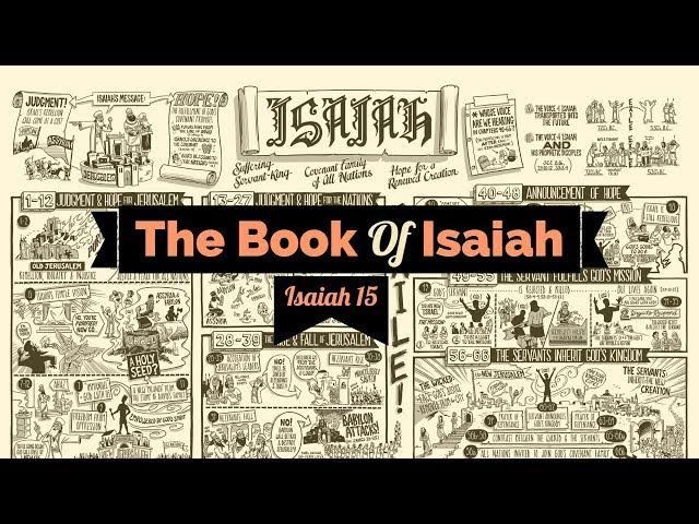 Isaiah 15 | Pastor Adam Blackstock