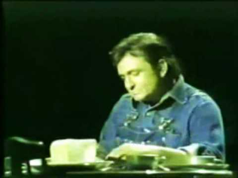 Johnny Cash - Thanksgiving / I Thank You