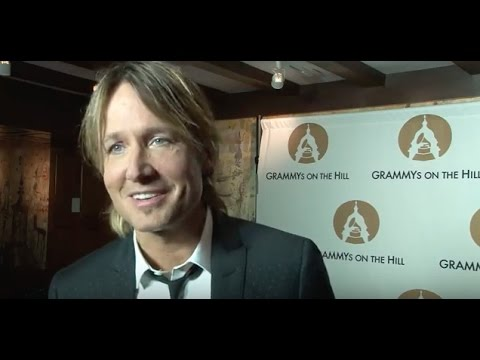 Keith Urban chats with WTOP at Grammys on the Hill