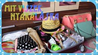 Mit viszek nyaralásra 2014 ☼