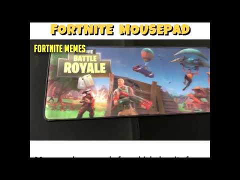 INSANE Fortnite Mousepad (Fortnite Memes)