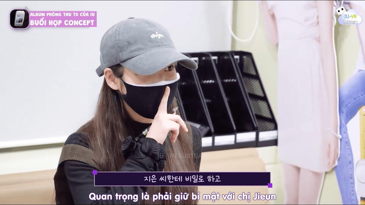 [VIETSUB] Lee Ji Dong lầy lội đề xuất ý tưởng cho full album thứ 5 của IU