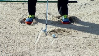 The Golf Fix: Breeds Basics on Bunker Play | Golf Channel