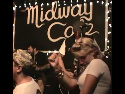 TAXI DRIVER @ THE MIDWAY CAFE'