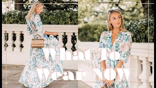 WHAT IVE BEEN WEARING LATELY // End of Summer Outfit Ideas | Fashion Mumblr