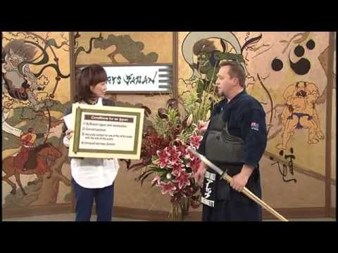 NHK Sports Japan — Kendo 2 / Women Sumo