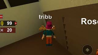 New Jaws and New Oof Trap Remix Song In Scary Elevator (Roblox)
