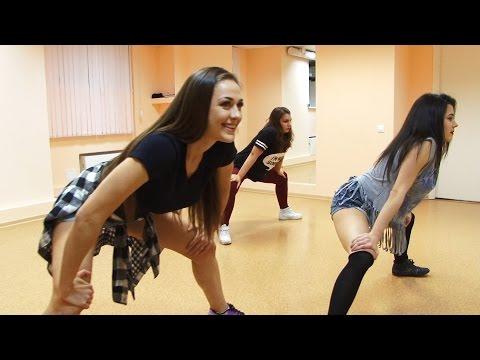 видео: Урок движения. reggaeton - Реггетон. Алина Белоногова