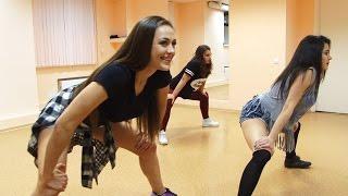 Урок движения. REGGAETON - Реггетон. Алина Белоногова