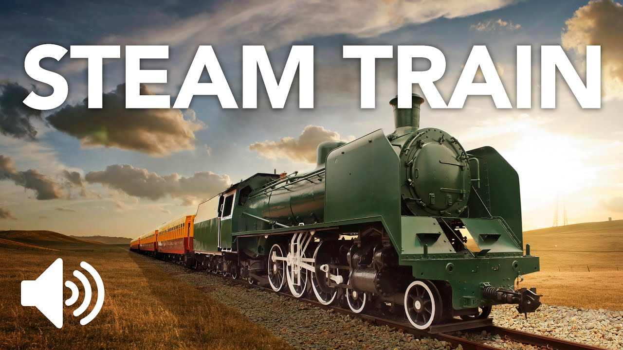 Steam Train | Sound Effect (Free Download) HD - YouTube