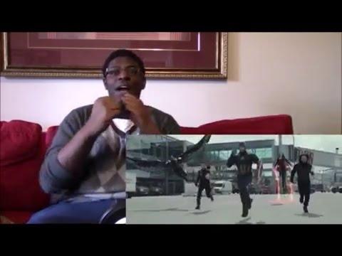 Download Captain America: Civil War Official Trailer - REACTION