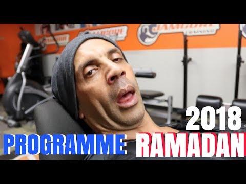 J'organise Votre Programme RAMADAN 2018 Encore PLUS!