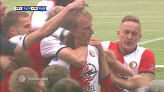 Historie | Feyenoord vs. Heracles Almelo