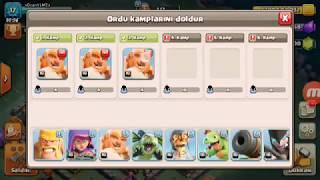 MUKEMMEL YENI ASKER CADI !! - Clash Of Clans