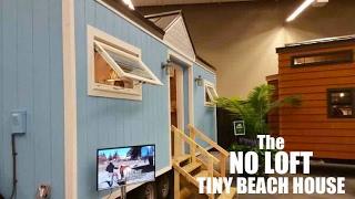 No Loft! A Tiny Nantucket-style Beach House On Wheels!