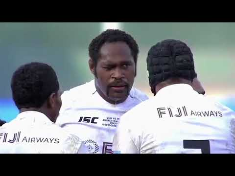 Flying Fijians vs Italy November Tour Highlights