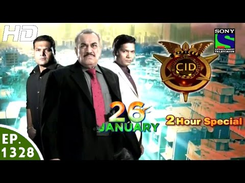 CID  सी आई डी  Republic Day Special  Episode 1328  26th January, 2016
