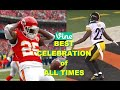 Best Football Touchdown Celebrations Of All Times (w  Title & Song's Name) video
