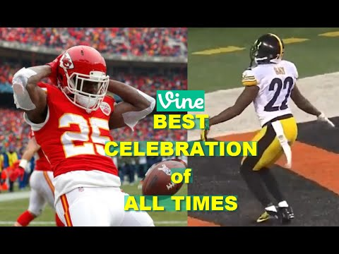 Best Football Touchdown Celebrations of All Times (w/ Title & Song