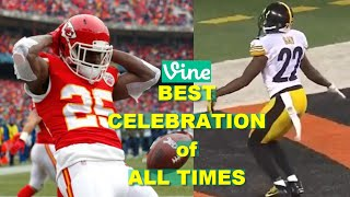 Best Football Touchdown Celebrations of All Times (w/ Title & Song's name) thumbnail
