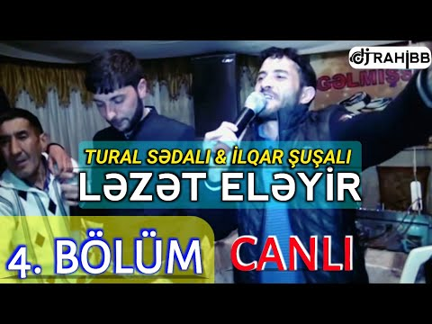 4. BÖLÜM | Tural Sedali & İlqar Susali - Popuri ( gece lezet eliyir )