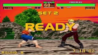 [Arcade][Widescreen] Virtua Fighter 2 Full Playthrough