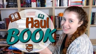 [BOOK HAUL] Octobre 2016 (13 livres : Harry Potter 2 illustré et de la Féerie !)
