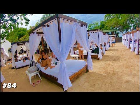 Bora Bora Beach Club | Islas Del Rosario Island | Cartagena Colombia