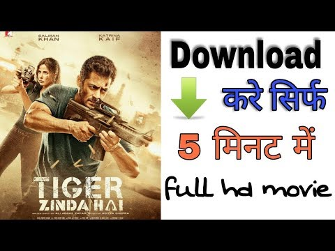 Tiger Zinda Hai Full Movie Download HD |...