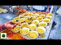 Huggee mamledar misal in thane mumbai street food  veggie paaji
