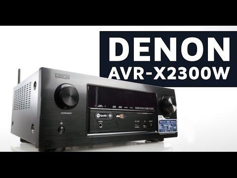 Review: Denon AVR X2300W