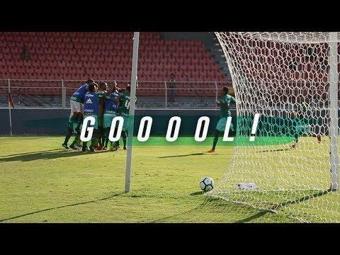 De virada, Palmeiras vence e avança na Copa do Brasil Sub-20
