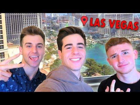 Trip To Las Vegas w/ Tal Fishman and Infinite Lists!