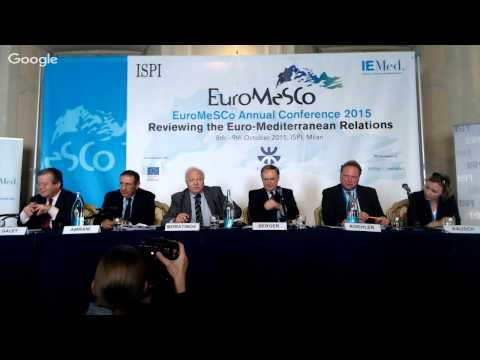 Reviewing the Euro-Mediterranean Relations, October 8, 2015