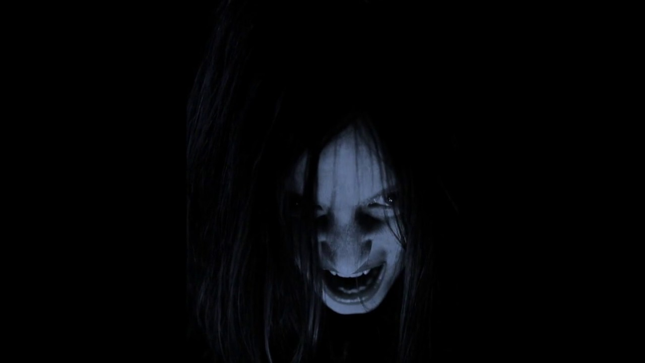Scary Face Live Wallpaper Android App - Louisa Corr