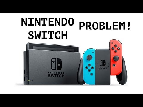 A big problem with the Nintendo Switch!!  - Mike Matei Live