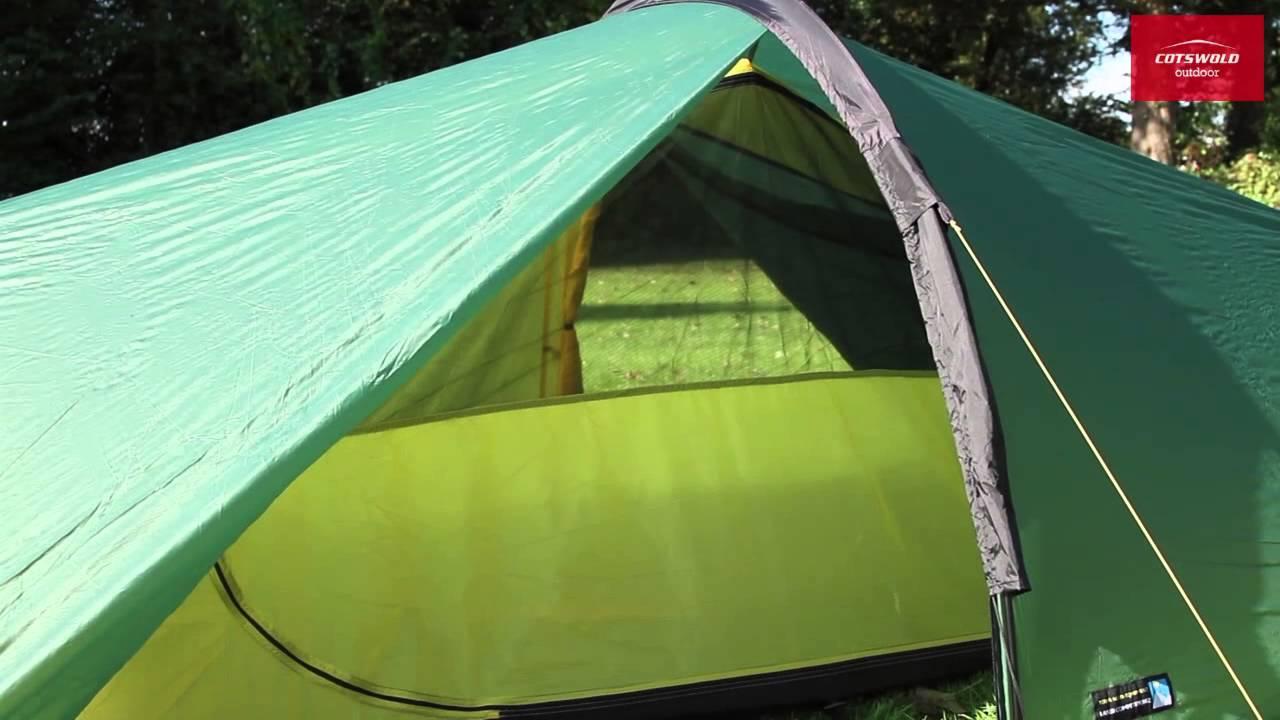 & Terra Nova Laser Comp (1 person) Tent - YouTube