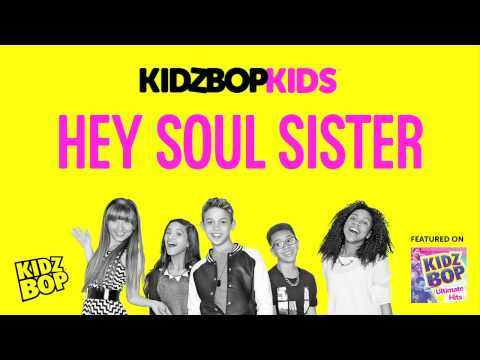 KIDZ BOP Kids - Hey, Soul Sister (KIDZ BOP Ultimate Hits)